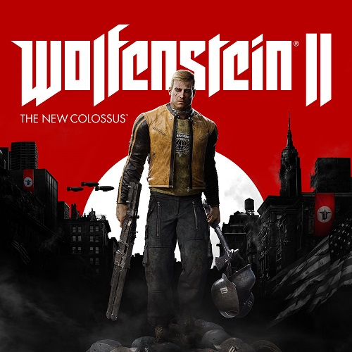Wolfenstein II: The New Colossus Secundaria (PS4)