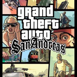 Grand Theft Auto: San Andreas (GTA) (PS3)