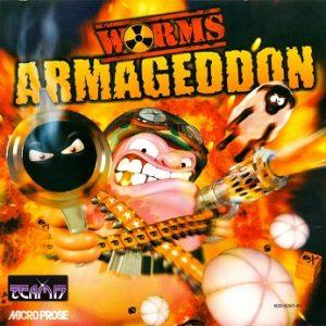 Worms Armageddon PC (STEAM)