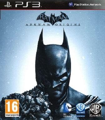 Batman Arkham Origins (PS3)