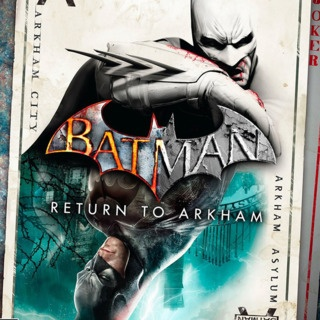 Batman: Return to Arkham Secundaria (PS4)