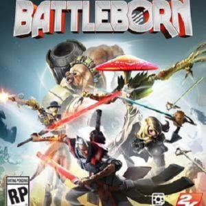 Battleborn Secundaria (PS4)
