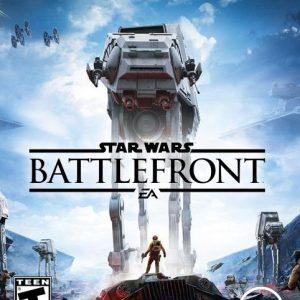 Star Wars Battlefront Secundaria (PS4)