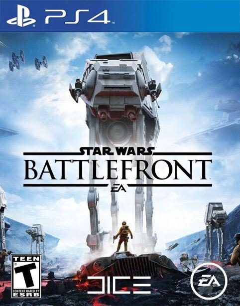 Star Wars Battlefront Secundaria (PS4)
