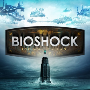 Bioshock The Collection Secundaria (PS4)