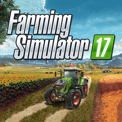 Farming Simulator 17 Primaria (PS4)