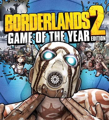 Borderlands 2 Game of the Year Edition PC (STEAM)