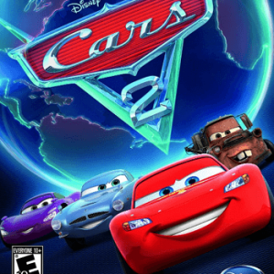Cars 2 The VideoGame (PS3)