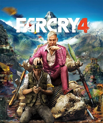 Far Cry 4 Primaria (PS4)
