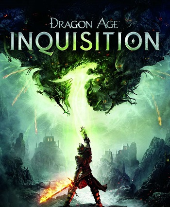 Dragon Age Inquisition Deluxe Edition Primaria (PS4)