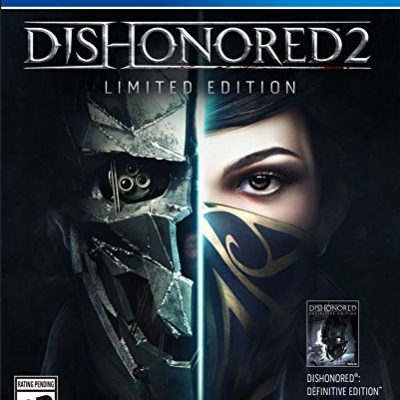 Dishonored 2 Secundaria (PS4)