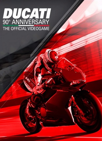 DUCATI - 90th Anniversary Secundaria (PS4)