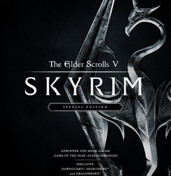 The Elder Scrolls V: Skyrim Special Edition Secundaria (PS4)