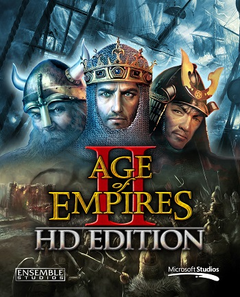 Age of Empires II HD PC (STEAM)