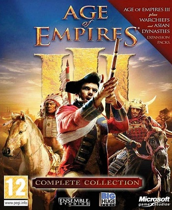 Age of Empires III: Complete Collection PC (STEAM)
