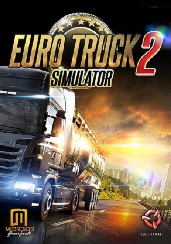 Euro Truck Simulator 2 PC (STEAM)