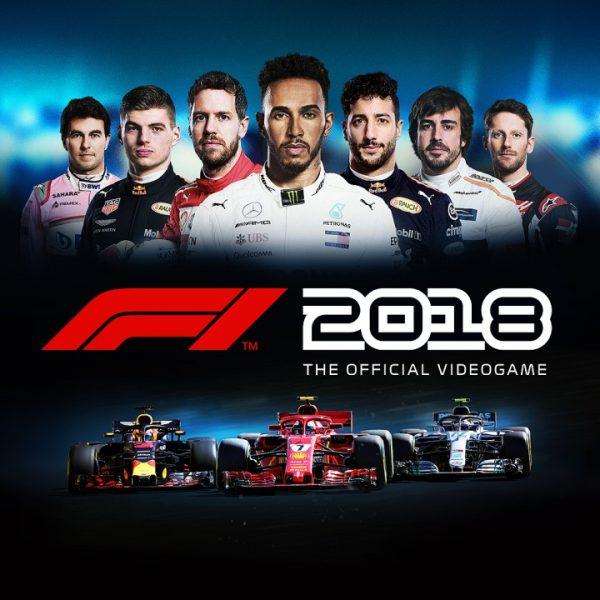 F1 2018 Headline Edition Secundaria (PS4)