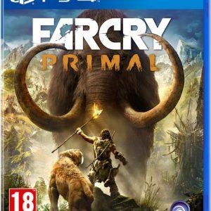 Far Cry Primal Secundaria (PS4)