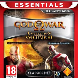 God Of War Collection Volume II (PS3)