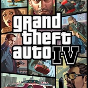 Grand Theft Auto 4 (GTA) (PS3)