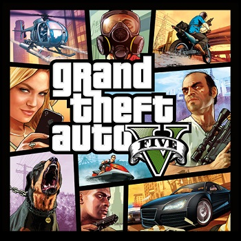 Grand Theft Auto V GTA Secundaria (PS4)