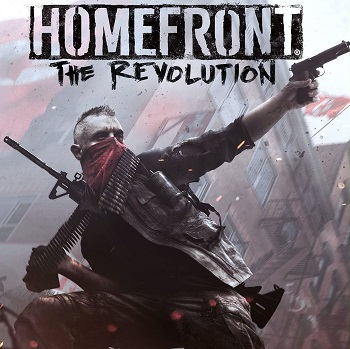 Homefront: The Revolution Primaria (PS4)