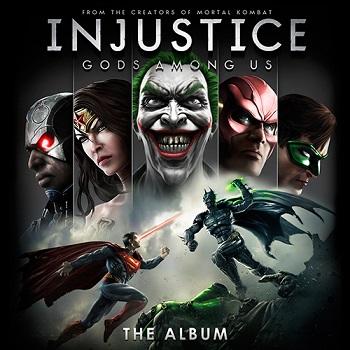 Injustice God Among Us (PS3)