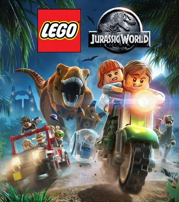 Lego Jurassic World Primaria (PS4)
