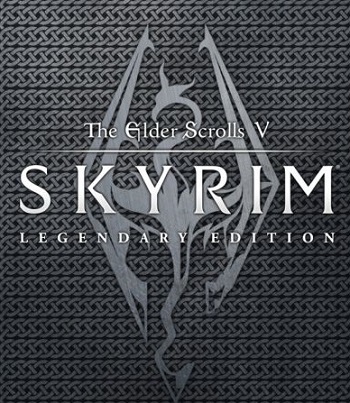 The Elder Scrolls V 5: Skyrim Edición Legendaria PC (STEAM)