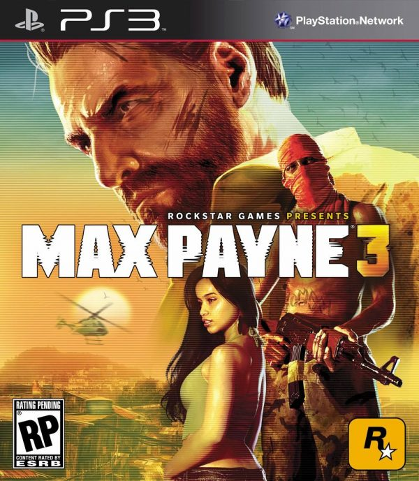 Max Payne 3 Complete Edition (PS3)