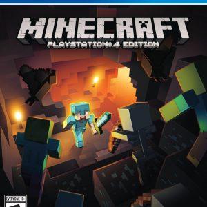 Minecraft Secundaria (PS4)
