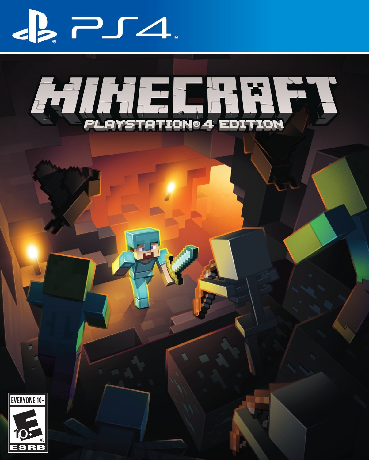 Minecraft Secundaria (PS4)