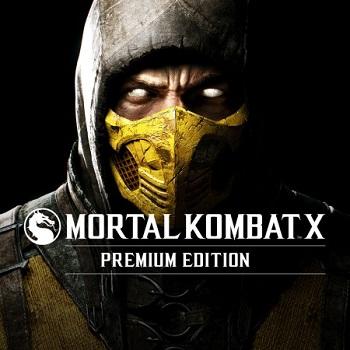 Mortal Kombat X Premium Edition (STEAM)