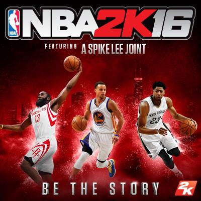 NBA 2K16 (PS3)