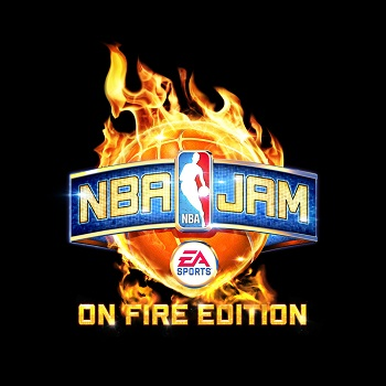 NBA Jam On Fire Edition (PS3)