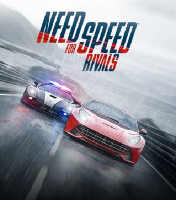 Need For Speed: Rivals Secundaria (PS4)