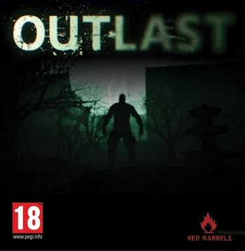 Outlast Secundaria (PS4)