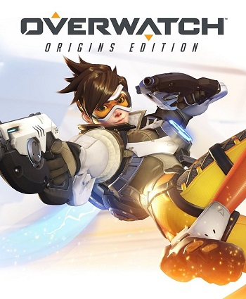 Overwatch Origins Ed. Juego del Año Secundaria (PS4)