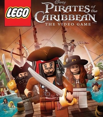 Lego Piratas del Caribe (PS3)