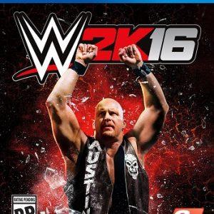 WWE 2K16 Primaria (PS4)