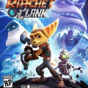 Ratchet & Clank Secundaria (PS4)