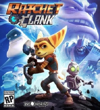 Ratchet & Clank Primaria (PS4)