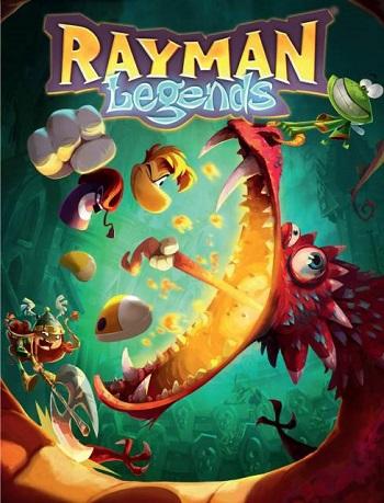 Rayman Legends Secundaria (PS4)