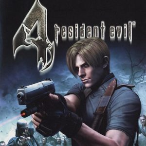 Resident Evil 4 Secundaria (PS4)