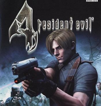 Resident Evil 4 Primaria (PS4)