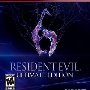 Resident Evil 6 Ultimate (PS3)