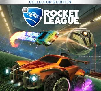 Rocket League Collectors Edition PC (STEAM)