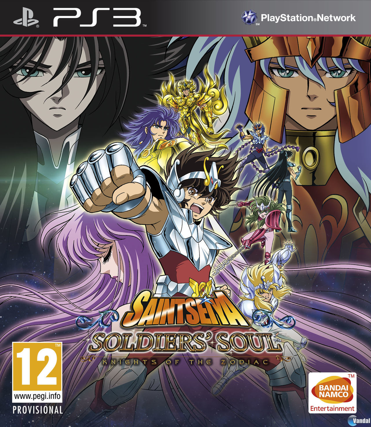 Saint Seiya Soldiers' Soul (PS3)