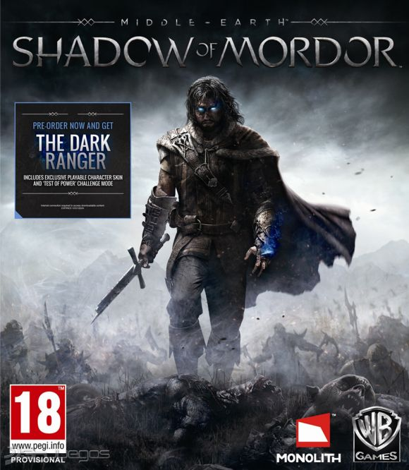 Shadow of Mordor (PS3)