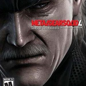 Metal Gear Solid IV (PS3)